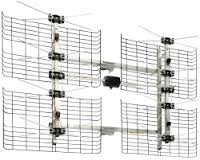 Antennas Direct Db8 traditional 8 bay antenna UHF